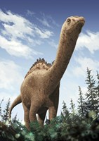 Demandasaurus Fine Art Print