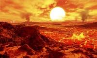Kepler 10B Fine Art Print