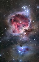 The Orion Nebula Fine Art Print