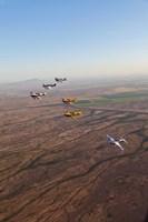Extra 300 Aerobatic Aircraft by Scott Germain - various sizes, FulcrumGallery.com brand