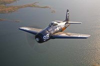 Grumman F8F Bearcat Fine Art Print