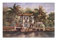 Isle of Palms I Framed Print