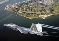 A F/A 22 Raptor - various sizes