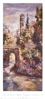 Mediterranean Summer II Fine Art Print