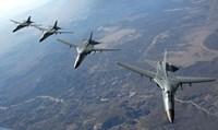 Four Royal Australian Air Force F-111 - various sizes