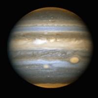 Jupiter I Framed Print