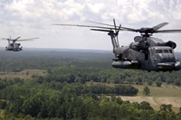 MH-53 Pave Low Helicopters - various sizes