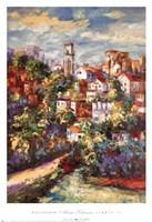 Mediterranean Summer III Fine Art Print