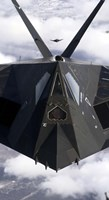 The F-117A Nighthawk - various sizes