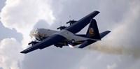 The US Marine Corps C-130 Hercules - various sizes