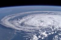 Tropical Storm Claudette - various sizes