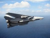 An F-14D Tomcat - various sizes