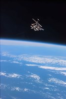 Russia's Mir Space Station - various sizes - $29.99