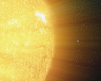 Sun and the Earth - various sizes, FulcrumGallery.com brand