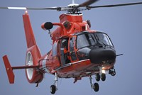 Coast Guard MH-65 Dolphin Fine Art Print