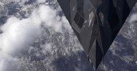 An F-117A Nighthawk - various sizes