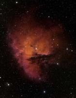 Bok Globules in NGC 281 - various sizes, FulcrumGallery.com brand