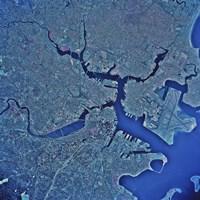 Boston, Massachusetts - various sizes, FulcrumGallery.com brand