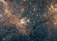 Massive Star Cluster - various sizes