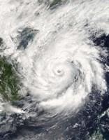 Typhoon Kai-Tak - various sizes