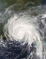 Hurricane Dennis Fine Art Print