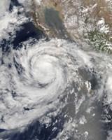 Tropical Storm Emilia - various sizes