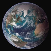 Full View of Earth - various sizes, FulcrumGallery.com brand