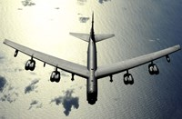 B-52 Stratofortress Fine Art Print