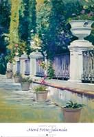 Monte Fotre-jalencia Fine Art Print