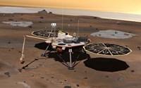 Phoenix Mars Lander - various sizes