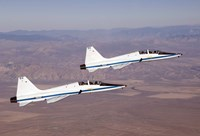 Two T-38A Mission Support Aircraft - various sizes