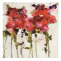 Dandy Flowers II Fine Art Print