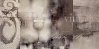 "24"" x 12"" Wine Art"