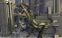 Allosaurus and Robotic Devices by Mark Stevenson - various sizes - $47.99