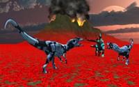 Allosaurus Dinobots by Mark Stevenson - various sizes - $47.99