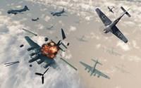 B-17 Flying Fortress Bombers by Mark Stevenson - various sizes - $47.99
