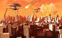 War of the Worlds Fine Art Print
