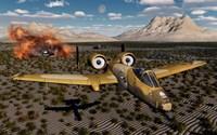 American A-10 Thunderbolt by Mark Stevenson - various sizes