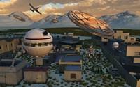 Area 51 by Mark Stevenson - various sizes