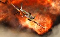 British Supermarine Spitfires
