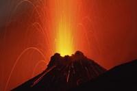 Stromboli Eruption Fine Art Print