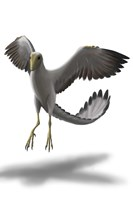 Archaeopteryx by Michele Dessi - various sizes, FulcrumGallery.com brand