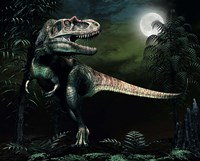 Albertosaurus Fine Art Print