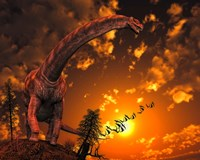 Argentinosaurus by Philip Brownlow - various sizes