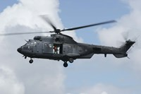 Eurocopter AS532 Cougar? Fine Art Print