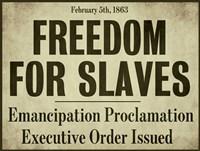 Emancipation Fine Art Print