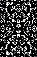 Black & White Pattern Fine Art Print