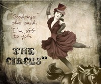 Join The Circus Fine Art Print