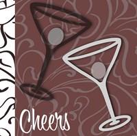 Cheers 1 Framed Print