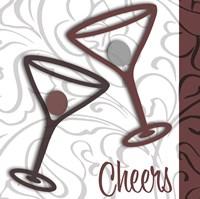 Cheers 2 Fine Art Print